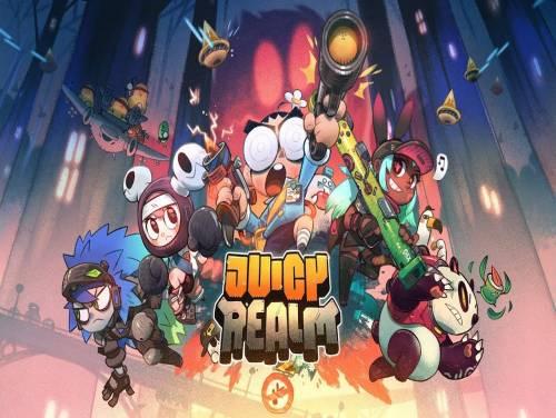Juicy Realm: Trama del juego