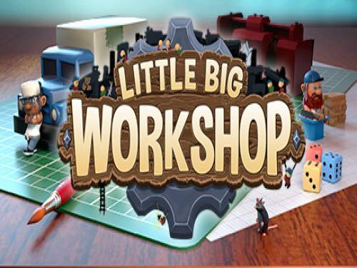 Little Big Workshop: Videospiele Grundstück