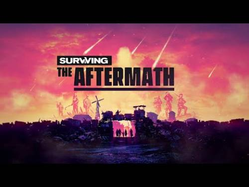 Surviving the Aftermath: Trama del juego