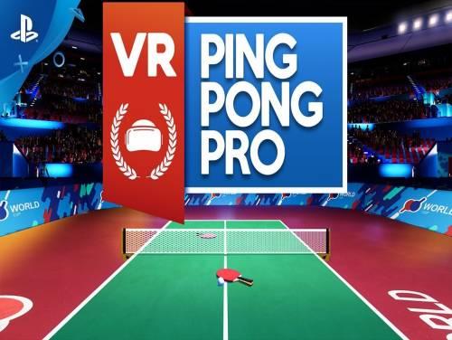 VR Ping Pong Pro: Trame du jeu