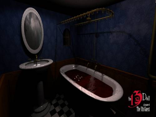 The 13th Doll: Enredo do jogo