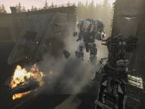 MechWarrior 5: Mercenaries: Trainer (1.0.193): Modifica: armatura anteriore gamba destra, Armatura illimitata e Modifica: armatura centrale del bus