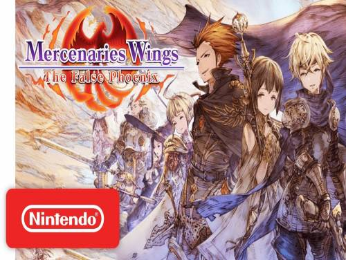 Mercenaries Wings: The False Phoenix: Trama del Gioco