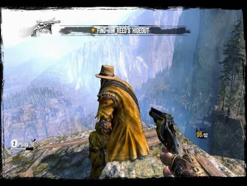 Call of Juarez: Gunslinger: Videospiele Grundstück