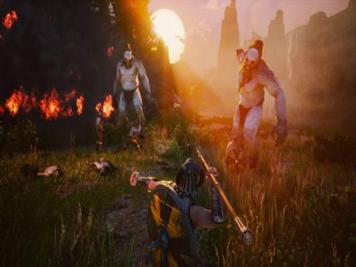 Rune II: Enredo do jogo