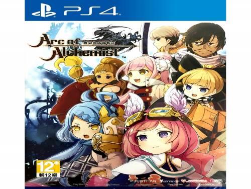 Arc of Alchemist: Videospiele Grundstück