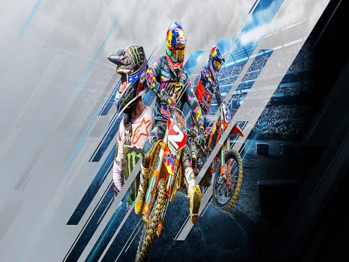 Monster Energy Supercross - The Official Videogame 3: Trama del Gioco
