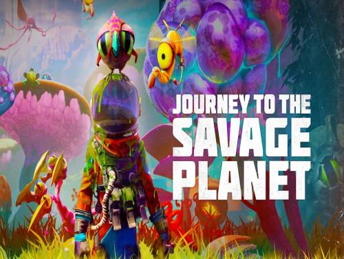 Journey to the Savage Planet: Trama del Gioco