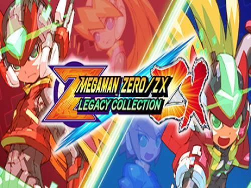 Mega Man Zero/ZX Legacy Collection: Trama del juego