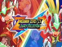 Mega Man Zero/ZX Legacy Collection: Trainer (ORIGINAL): Infinite Health (MM ZX Advent), God Mode (MM 2) e Infinite Health (MM 3)