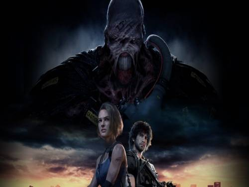 Resident Evil 3: Remake - Full Movie