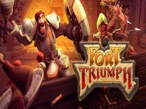 Fort Triumph: Trainer (1.0.1): Movimento ilimitado no mapa, O movimento de combate ilimitado e Super Danos
