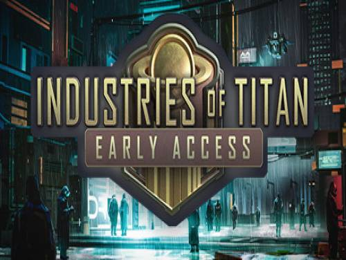Industries of Titan: Trama del Gioco
