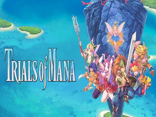 Trials of Mana: Plot of the game