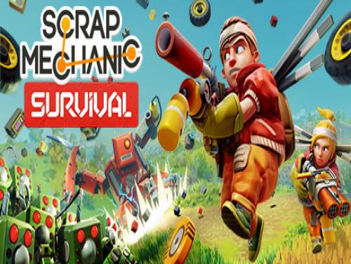 Scrap Mechanic: Trama del Gioco