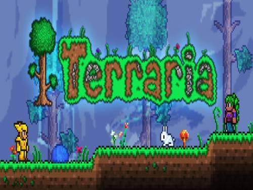 Terraria: Enredo do jogo
