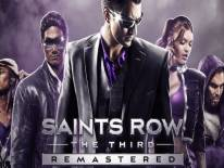 Saints Row: The Third Remastered: Trainer (SRTTR_20200520_140000_pc_epic_): Unlimited Health, Unlimited Sprint and Unlimited Ammo