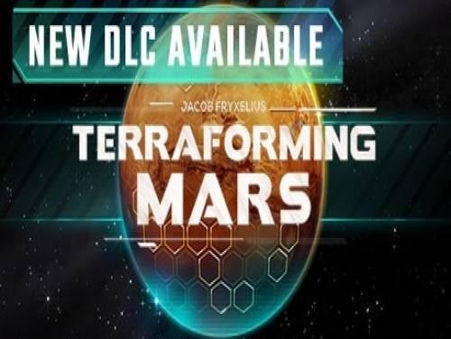 Terraforming Mars: Verhaal van het Spel