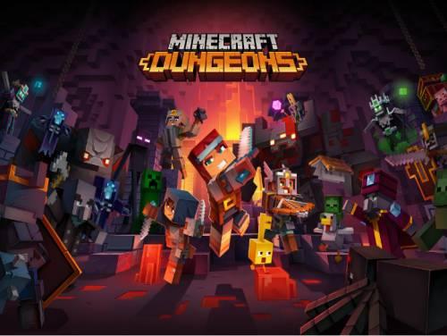 Minecraft Dungeons: Trama del Gioco