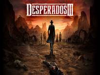 Desperados III: Trainer (1.1.18): Infinite Health, Stealth Mode and No Skill Cooldown
