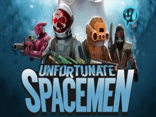 Unfortunate Spacemen: Trama del Gioco