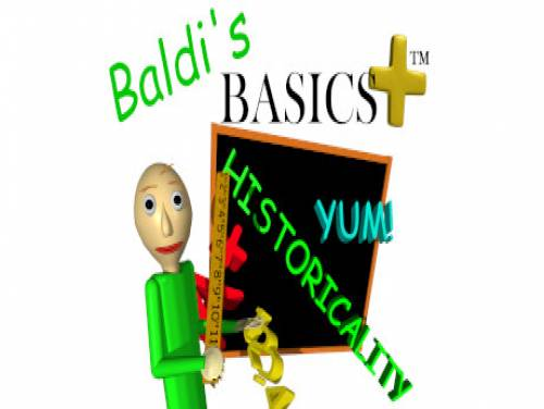 Baldi's Basics Plus: Plot of the game