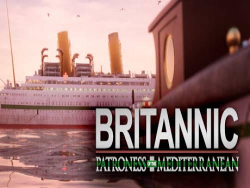 Britannic: Patroness of the Mediterranean: Trama del juego