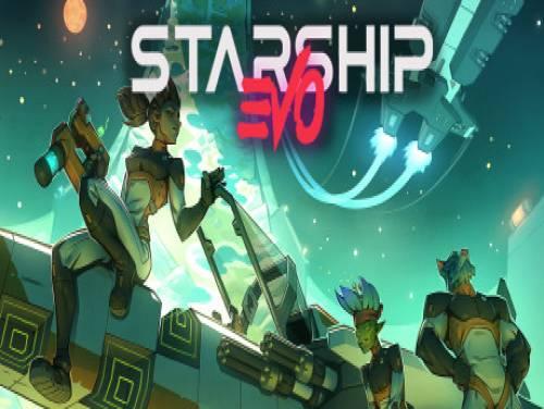Starship EVO: Videospiele Grundstück