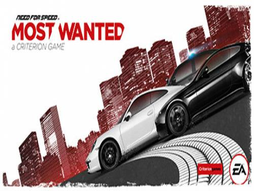 Need for Speed Most Wanted: Сюжет игры