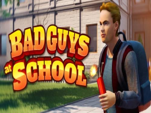 Bad Guys at School: Trama del Gioco