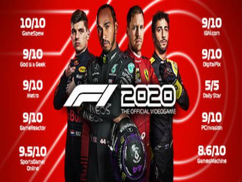 F1 2020: Plot of the game