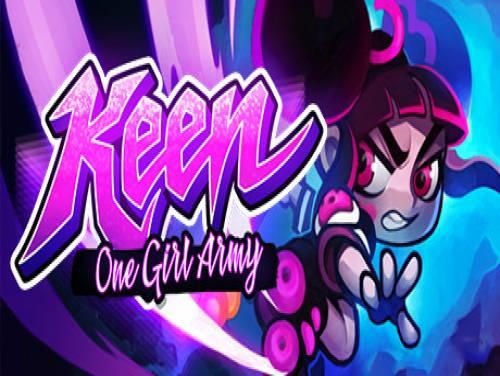 Keen - One Girl Army: Trama del Gioco