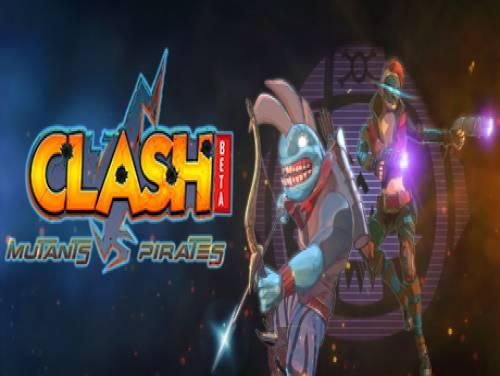 Clash: Mutants Vs Pirates: Trama del Gioco