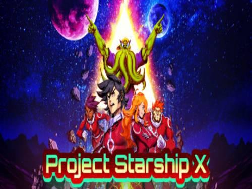 Project Starship X: Trama del Gioco