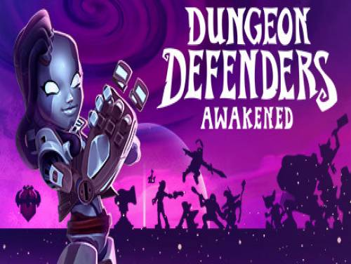 Dungeon Defenders: Awakened: Trama del Gioco