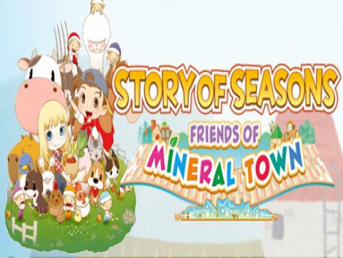 Story of Seasons: Friends of Mineral Town: Trama del Gioco