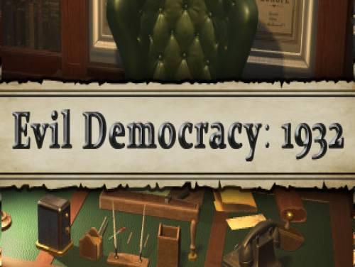 Evil Democracy: 1932: Trama del juego