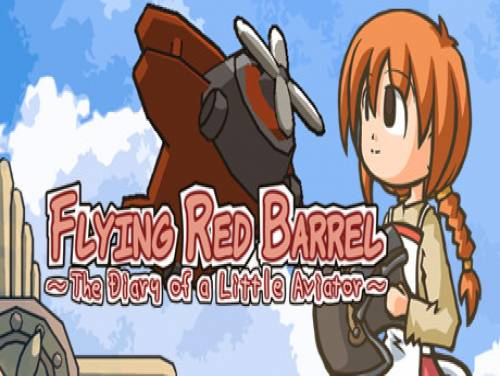 Flying Red Barrel - The Diary of a Little Aviator: Сюжет игры