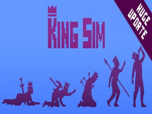 KingSim: Verhaal van het Spel