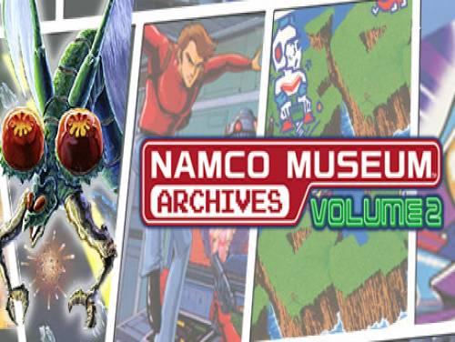 NAMCO MUSEUM ARCHIVES Vol 2: Trama del Gioco