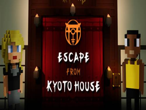 Escape from Kyoto House: Trame du jeu