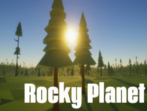 Rocky Planet: Plot of the game