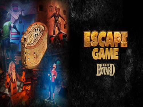 Escape Game Fort Boyard: Trama del Gioco