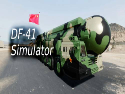 DF-41 Simulator: Сюжет игры
