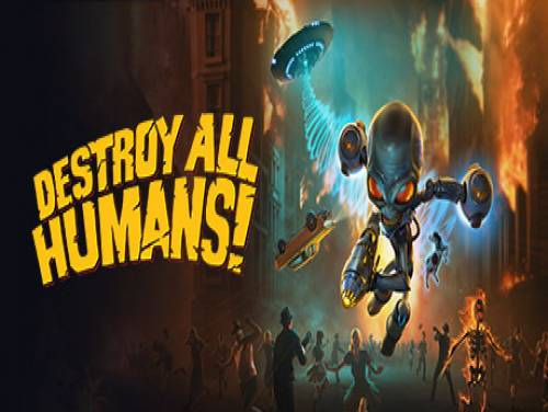 Destroy all Humans! Remastered: Trama del Gioco