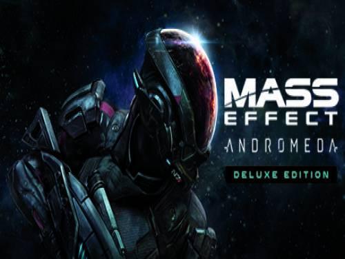 Mass Effect: Andromeda Deluxe Edition: Trama del juego