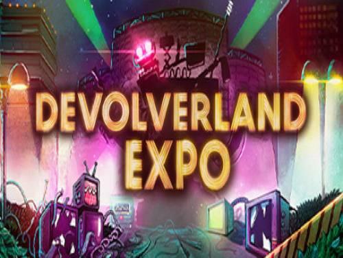 Devolverland Expo: Trama del Gioco