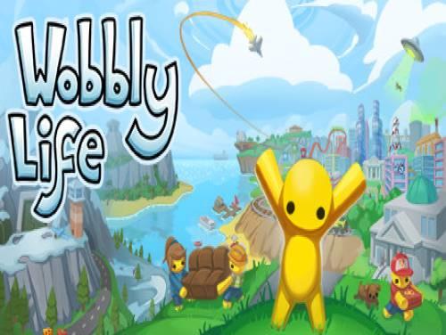 Wobbly Life: Trama del Gioco