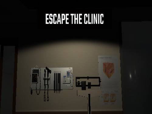 Escape the Clinic: Trama del Gioco