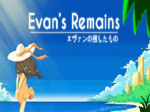 Evan's Remains: Plot of the game